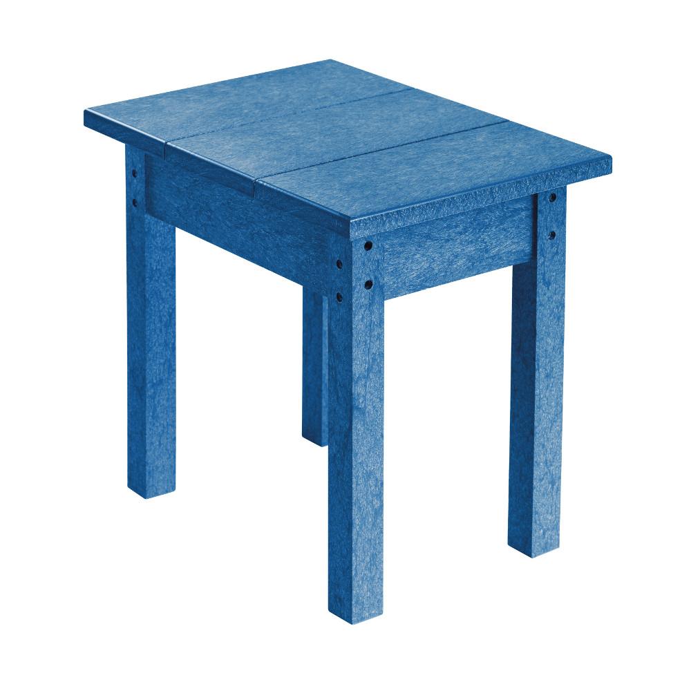 Sidobord Blå