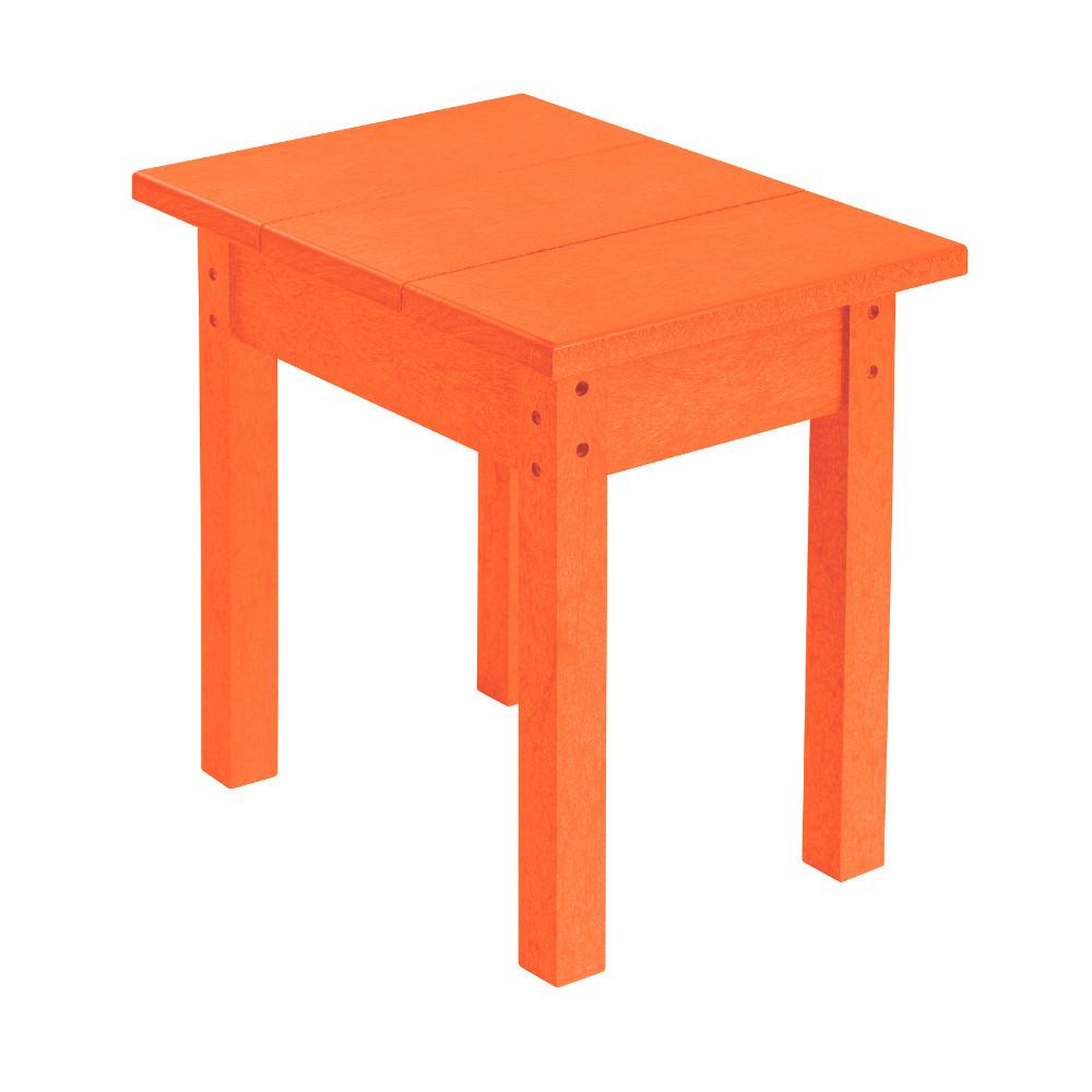 Sidobord Orange